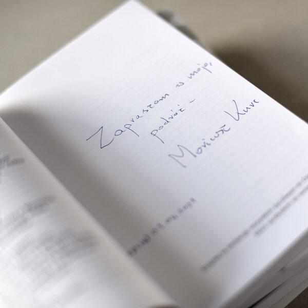 Mariusz Kurc - Książka Na obrzeżach świata - w centrum życia